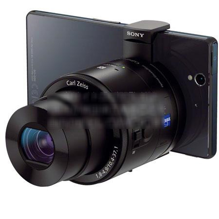 sony-qx100-on-phone